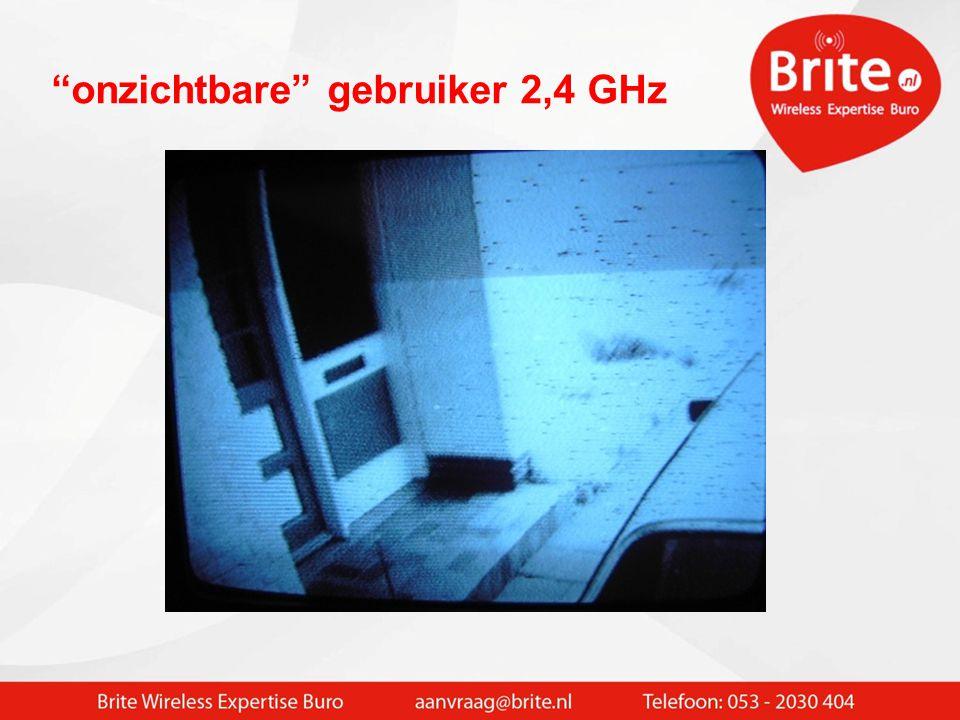 Combi PIR alarmmelder op 2,4 GHz