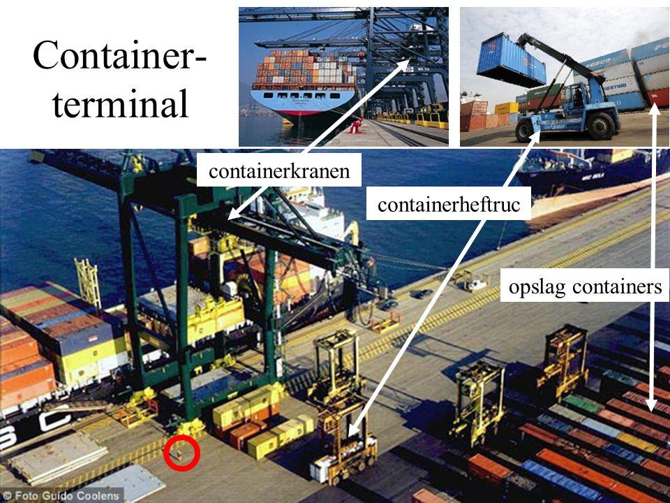 De capaciteit van een containerschip wordt uitgedrukt in TEU: Twenty feet Equivalent Unit, het aantal containers van ongeveer 6,10 meter dat het schip kan vervoeren.