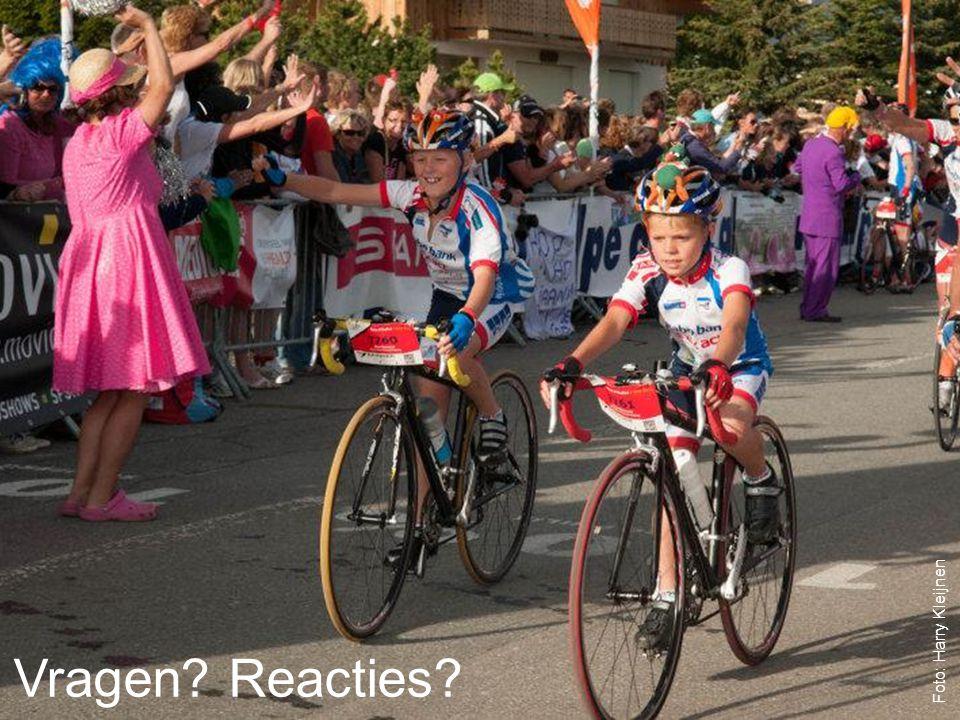 Dankuwel Foto: Harry Kleijnen Vragen? Reacties?