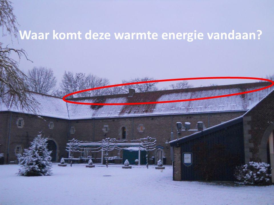 Duurzame Monumenten Vooronderzoek Kasteel Limbricht Waar komt deze warmte energie vandaan?