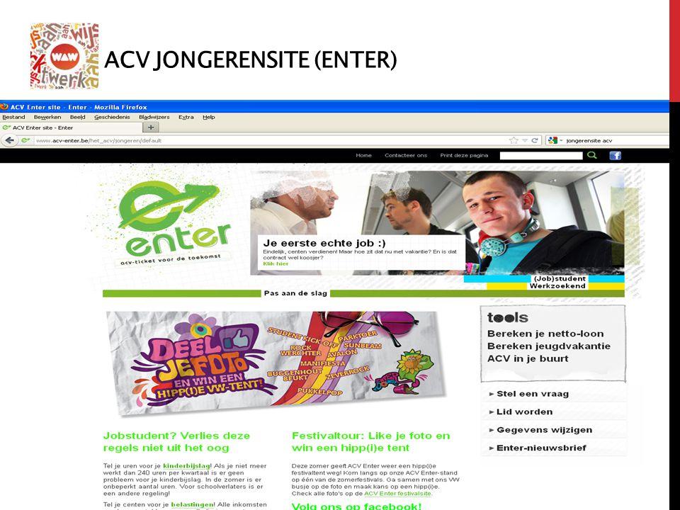 ACV JONGERENSITE (ENTER)