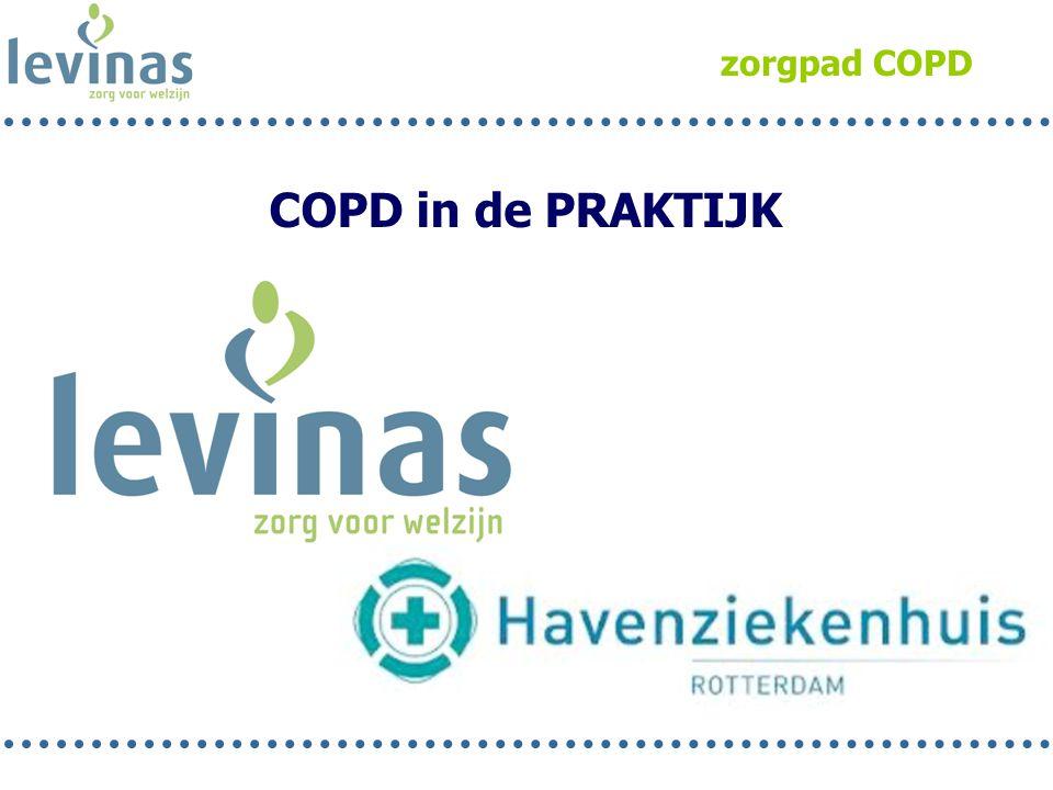 zorgpad COPD COPD in de PRAKTIJK
