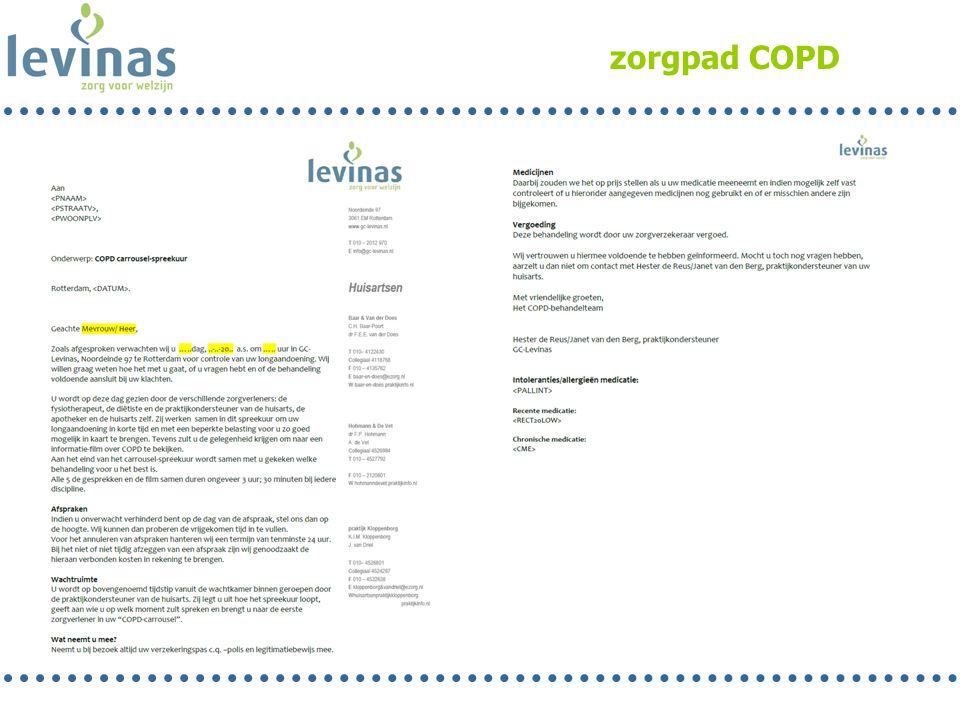 zorgpad COPD