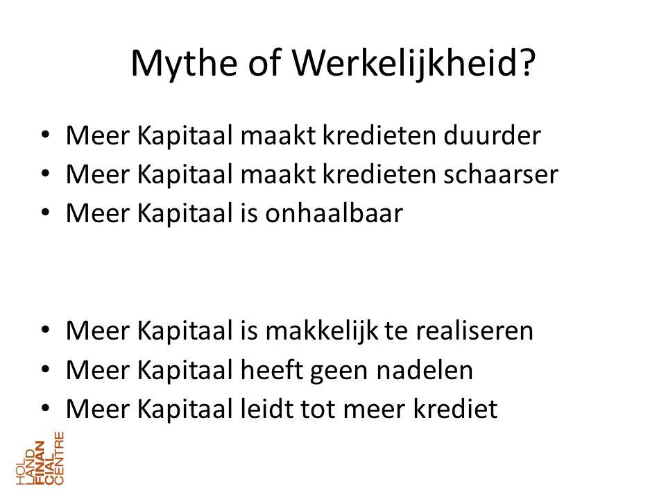 Mythe of Werkelijkheid.
