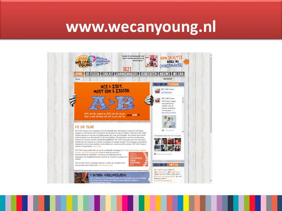 Werving • Bezoek aan scholen • Jongerenwerk • Kaartenactie • ROC • Zelforganisaties/ jongerenorganisaties • MaS (maatschappelijke stages)