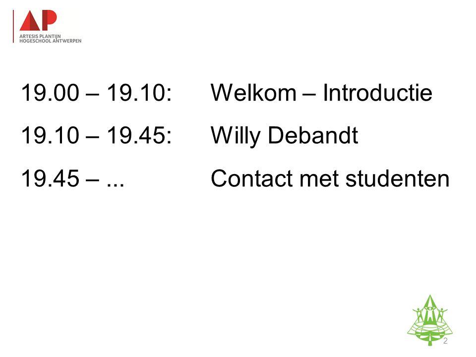 DEEL 3 : Leerkrediet Studie-informatieavond K. A. Keerbergen – 18 februari 2011 63