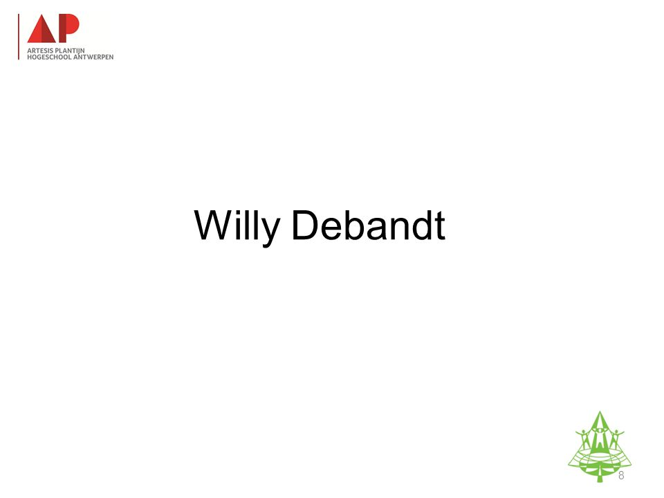 Willy Debandt 8