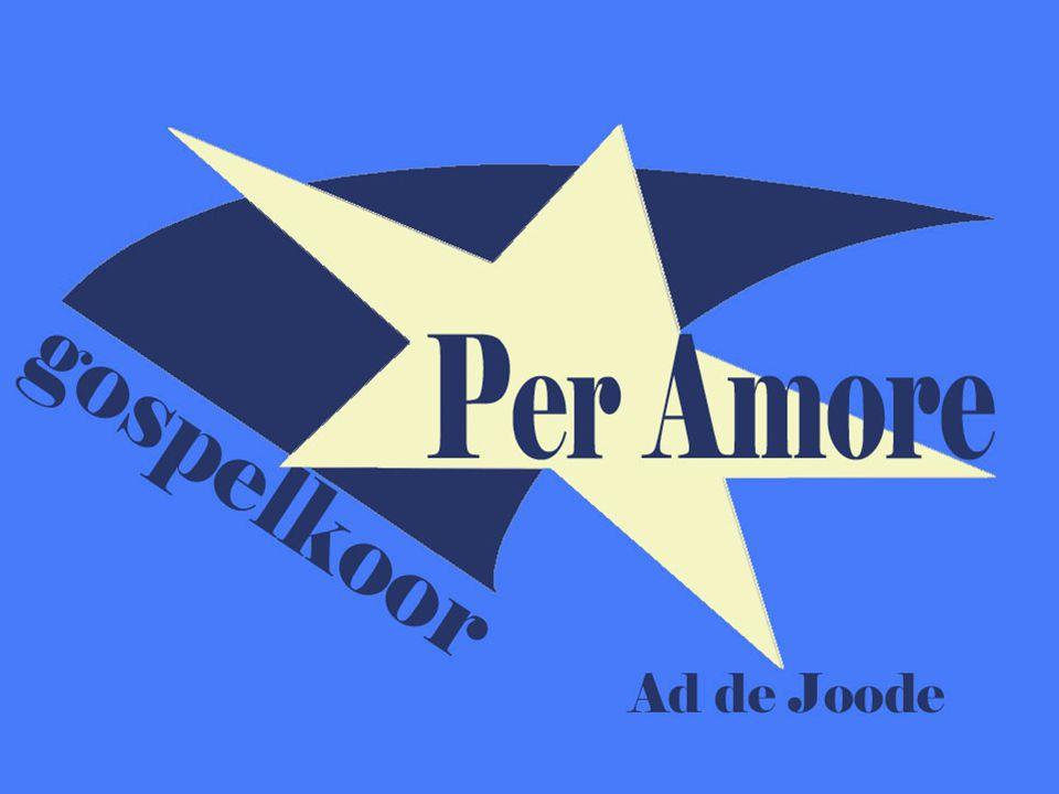 Foto's Per Amore 1998 -2008 Exodus kerk Duindienst