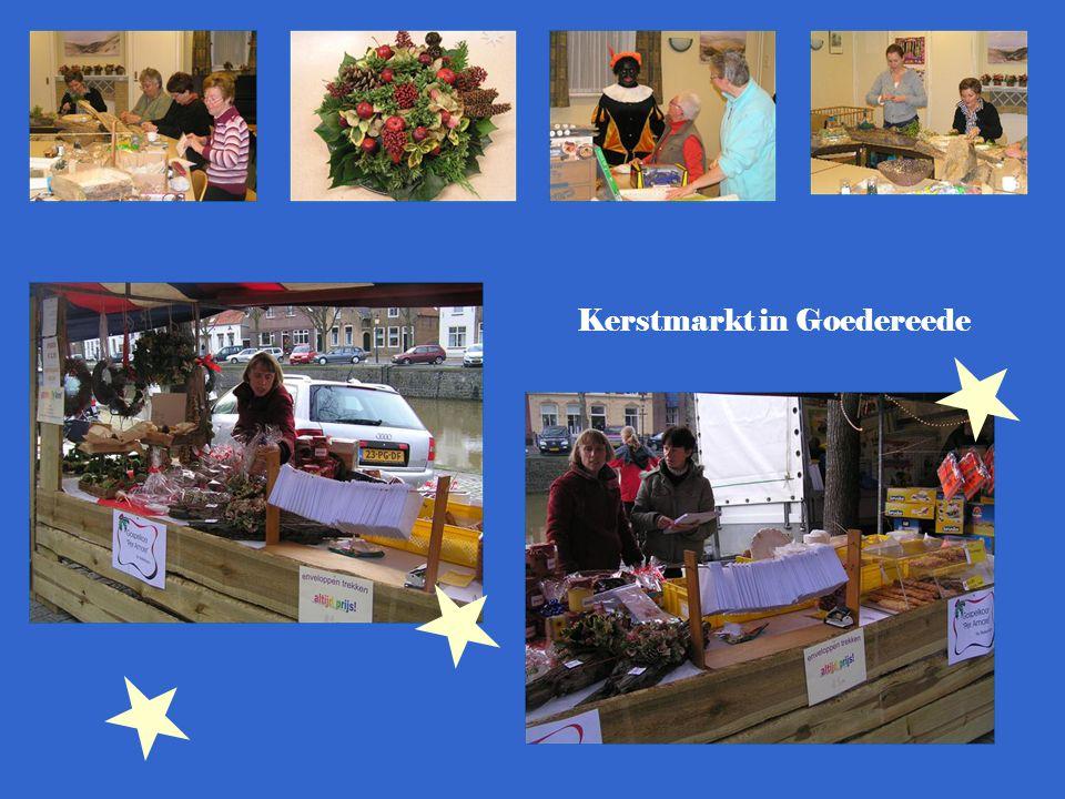 Kerstmarkt in Goedereede