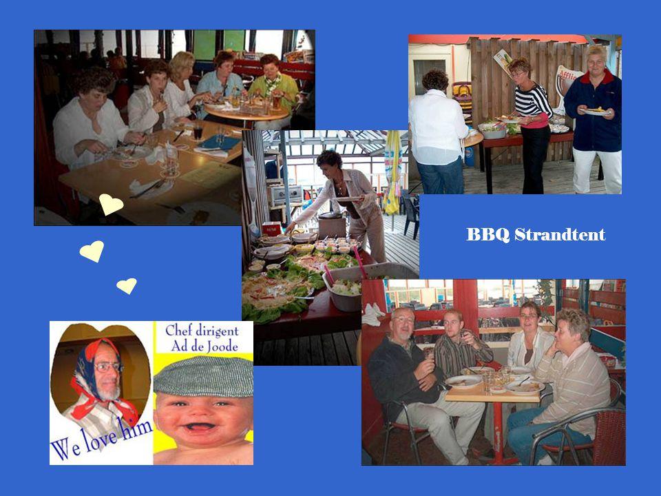 BBQ Strandtent