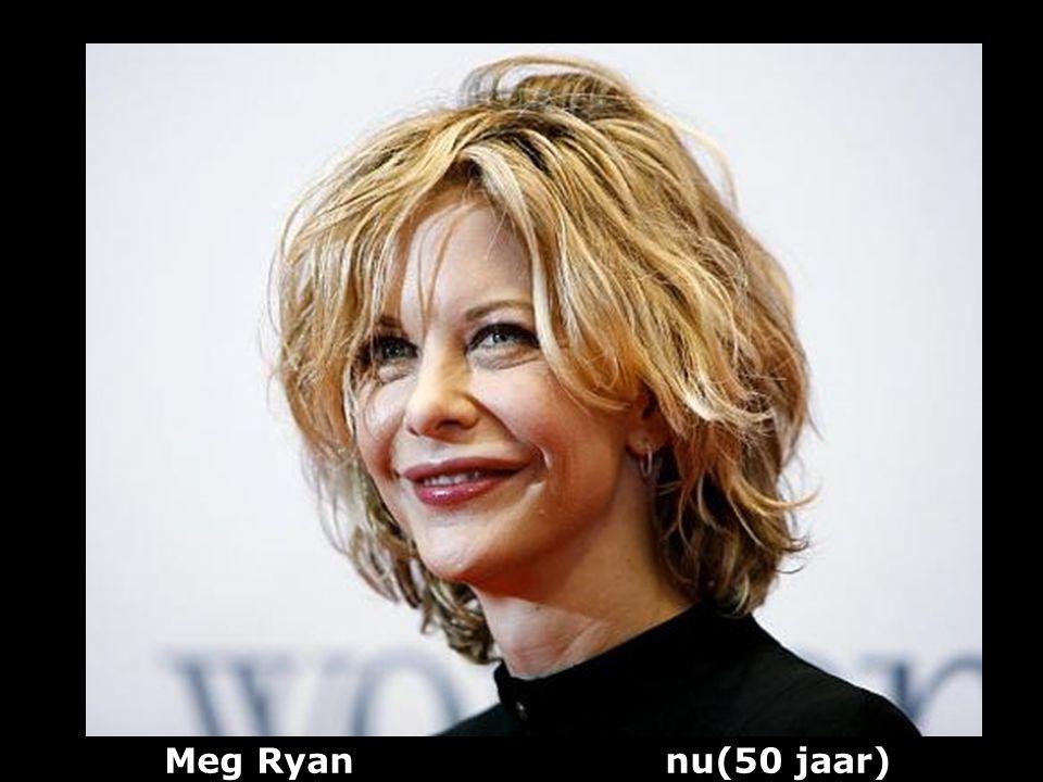 Meg Ryan (1961) actrice vroeger
