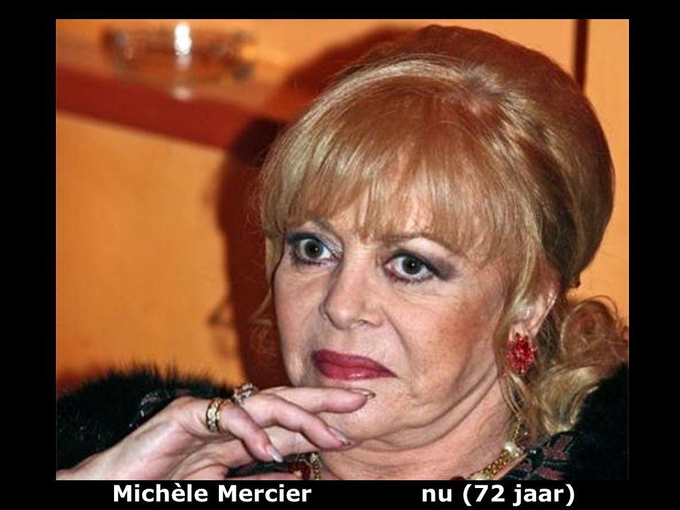 Michèle Mercier (1939) actrice vroeger