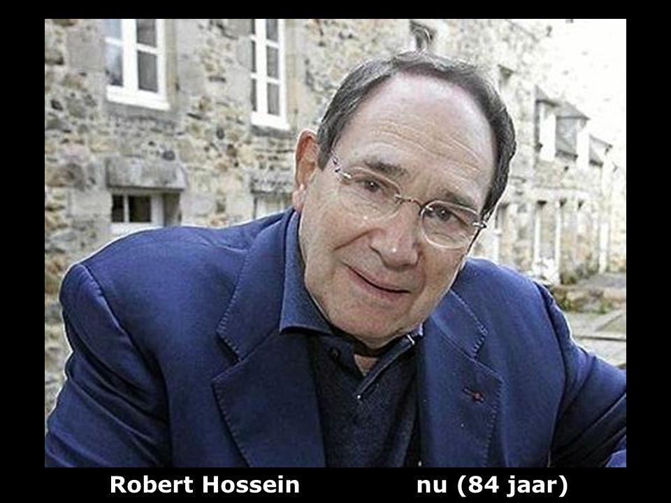 Robert Hossein (1927) acteur vroeger