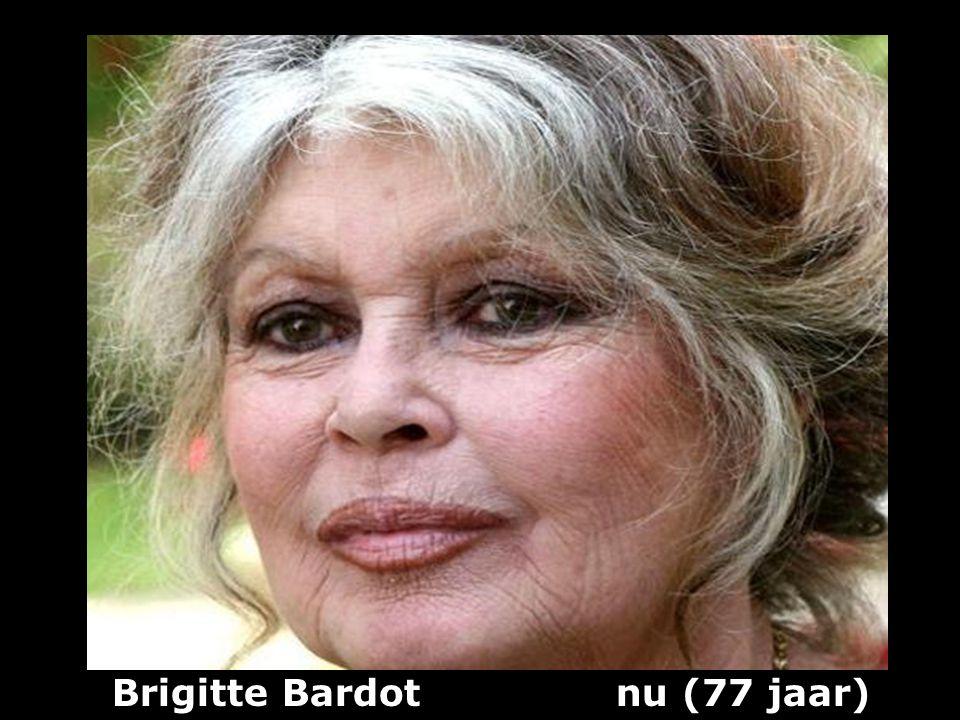 Brigitte Bardot (1934) actrice-zangeres vroeger