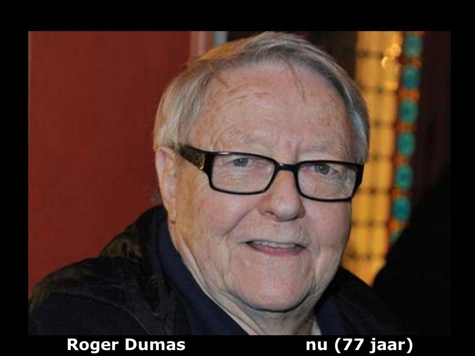 Roger Dumas (1932) acteur vroeger