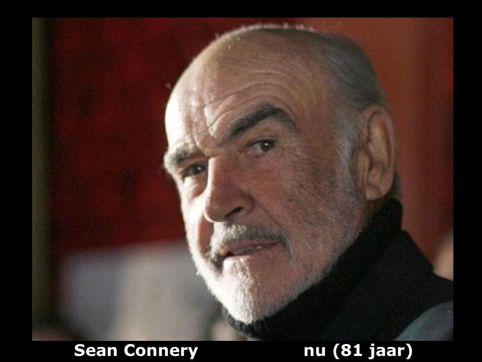 Sean Connery (1930) acteur vroeger