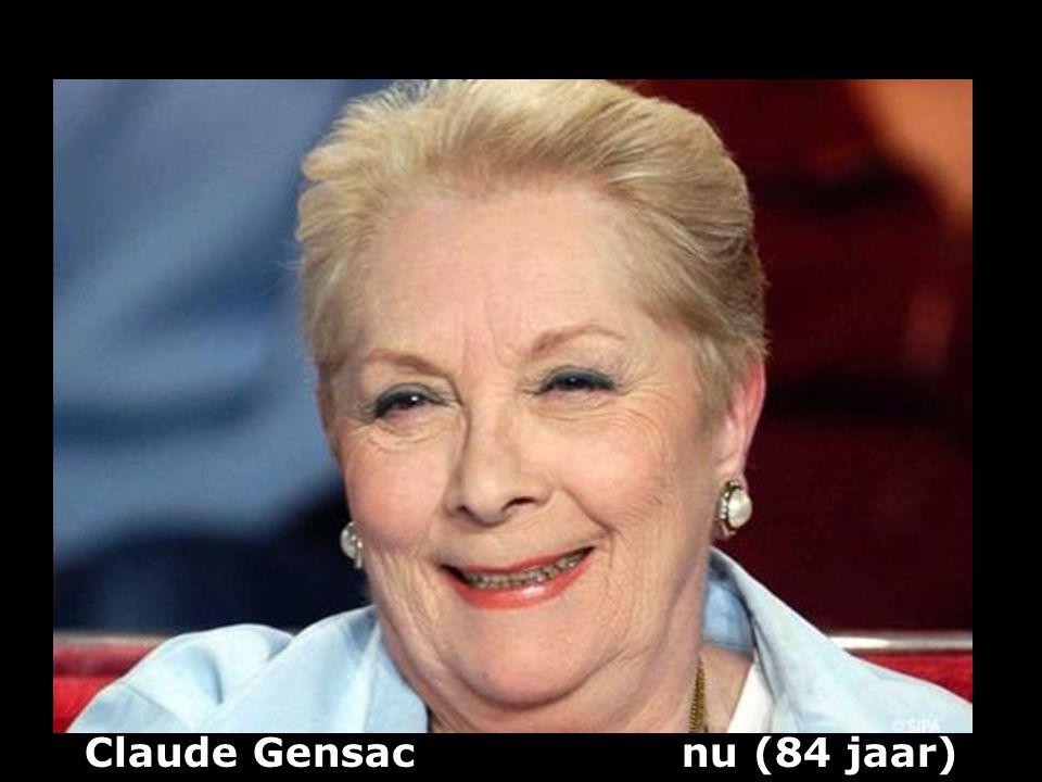 Micheline Presle nu (89 jaar)