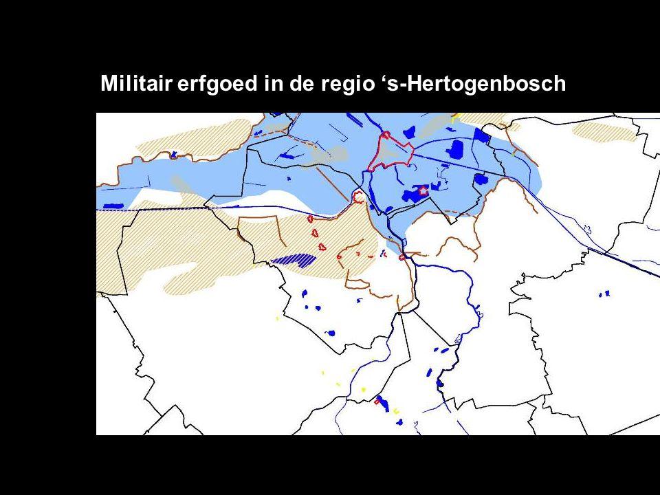 Militair erfgoed in de regio 's-Hertogenbosch