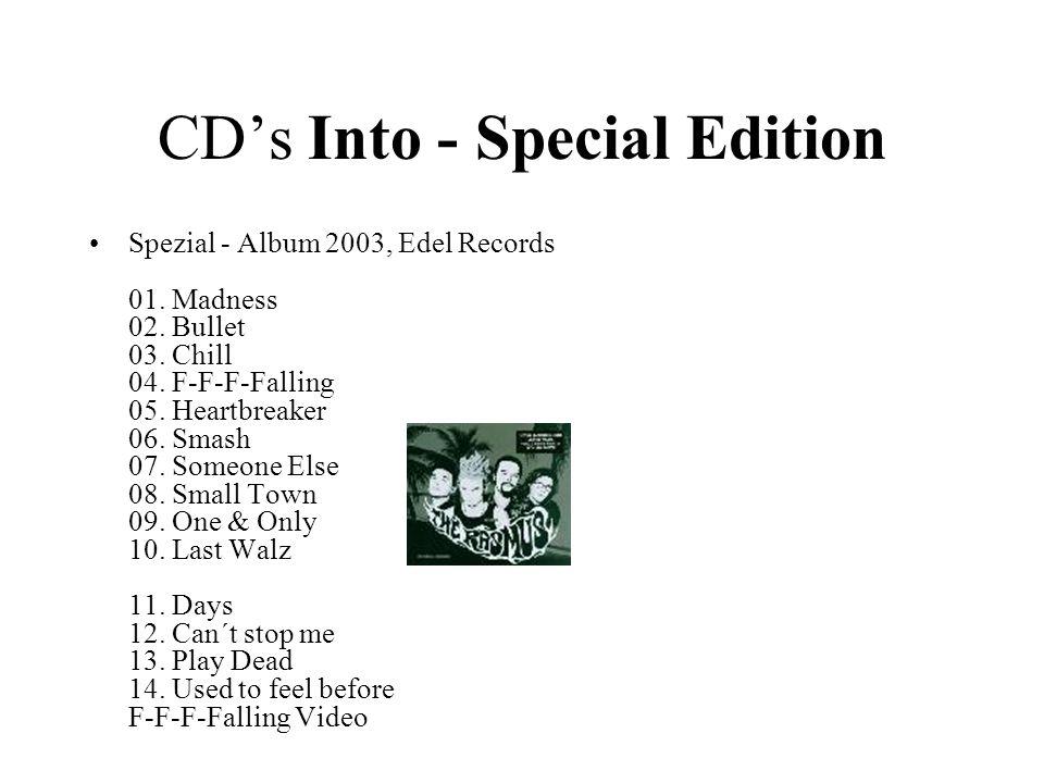 CD's Into - Special Edition •Spezial - Album 2003, Edel Records 01.