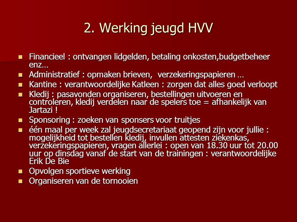 AUDIT 2012-2013  Na 3 jaar nieuwe audit nodig (voor toekenning subsidie Vlaamse gemeenschap)  Belangrijk voor de club  Zo hoog mogelijke score behalen in de jeugdwerking  Controle door mensen die totaal niets met de KBVB te maken hebben .