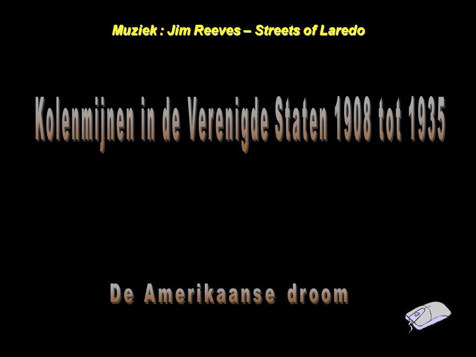 Muziek : Jim Reeves – Streets of Laredo