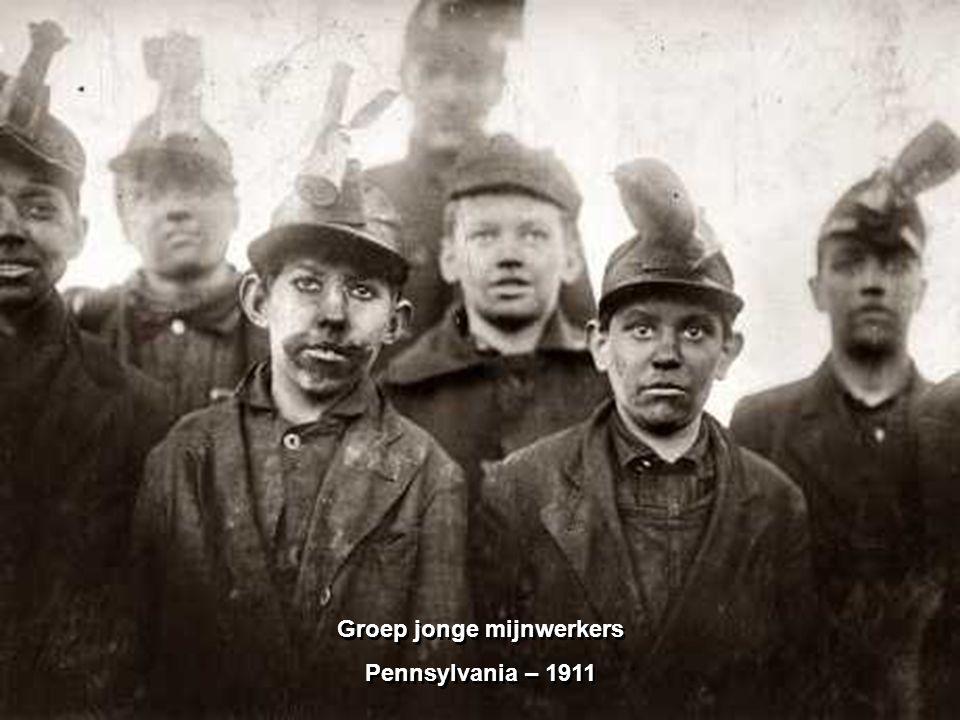 Paardenmenner Pennsylvania – 1911 Paardenmenner Pennsylvania – 1911