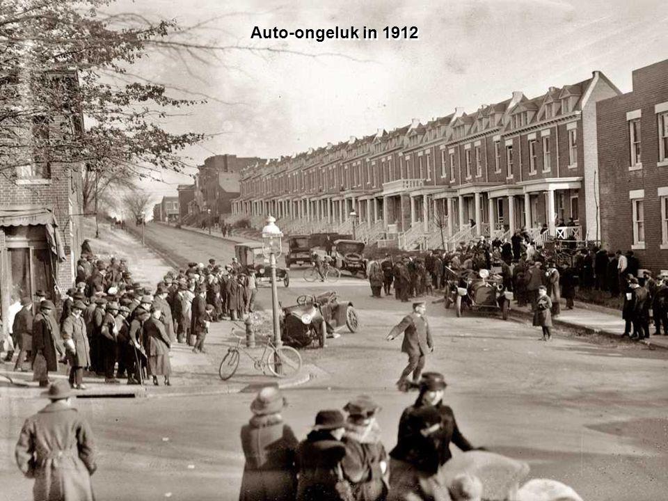 Diverse oude foto's uit de Verenigde Staten