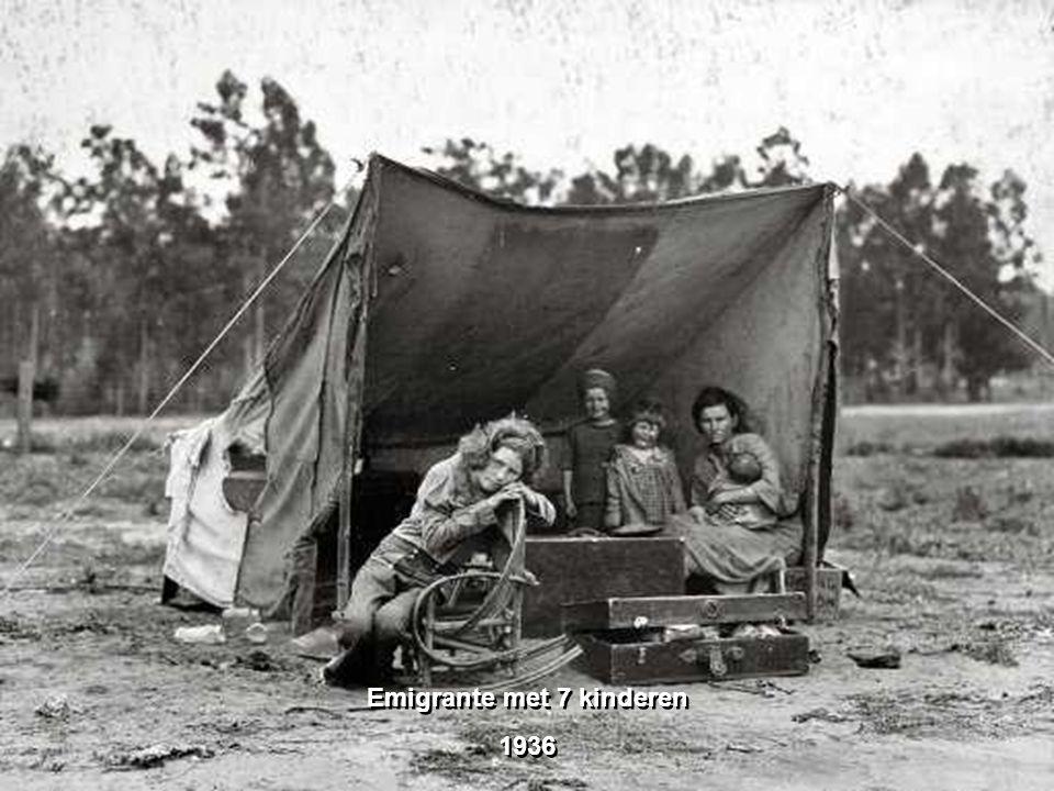 1936 Ja, toen al was het 'aardappel- zakkleed' al in de mode!