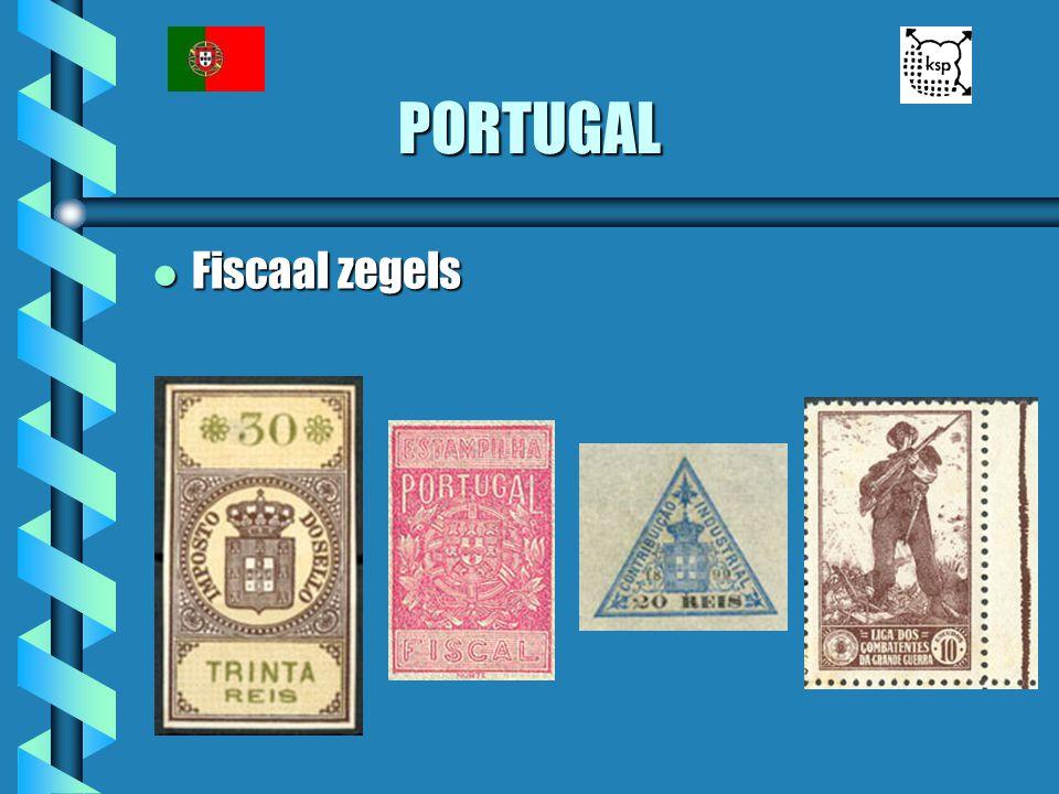 PORTUGAL l Fiscaal zegels