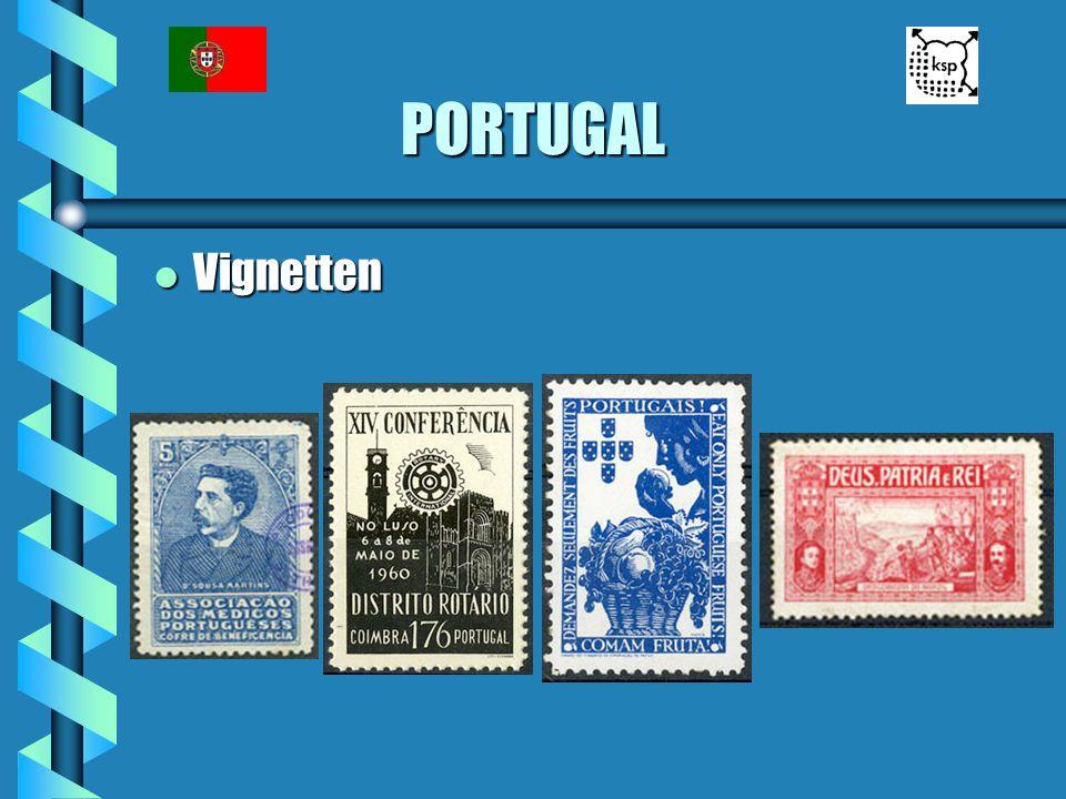 PORTUGAL l Vignetten