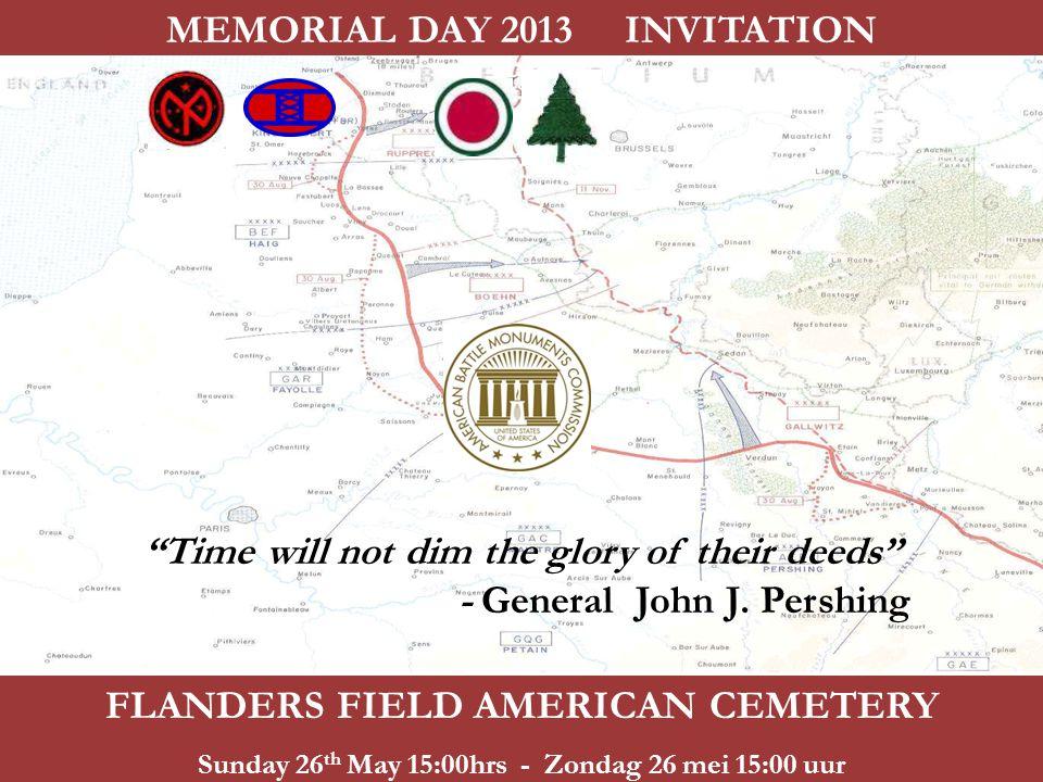 KORTE HISTORIEK - MEMORIAL DAY: Men is het lang niet over eens geweest over de oorsprong van Memorial Day, ook wel eens Decoration Day genoemd.
