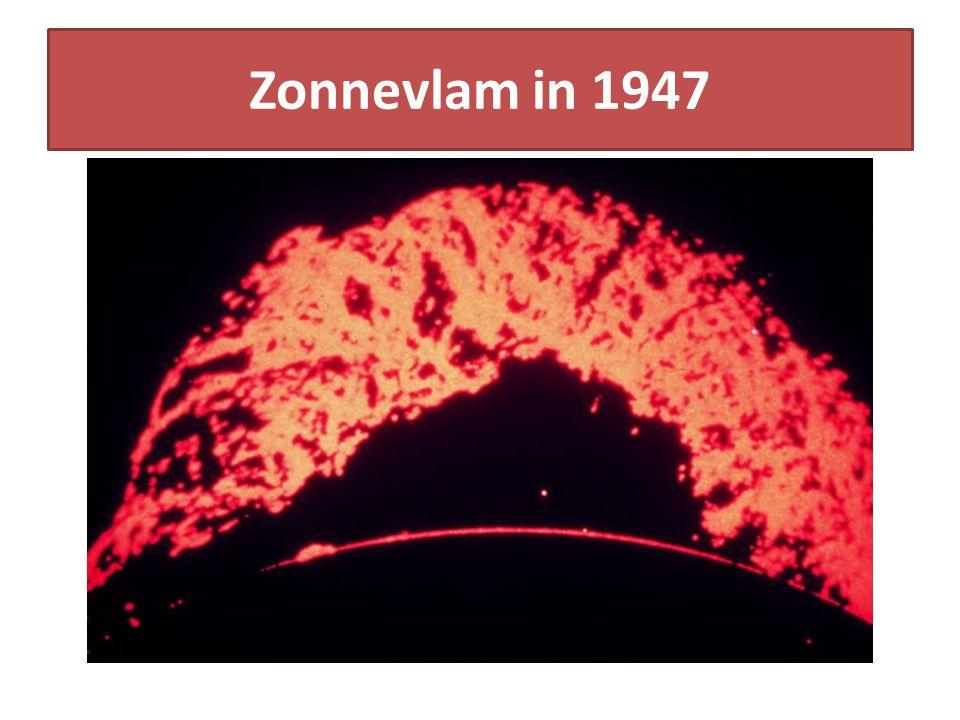 Zonnevlam in 1947