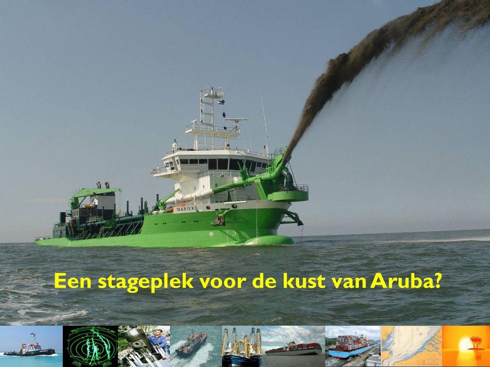 Een stageplek voor de kust van Aruba?
