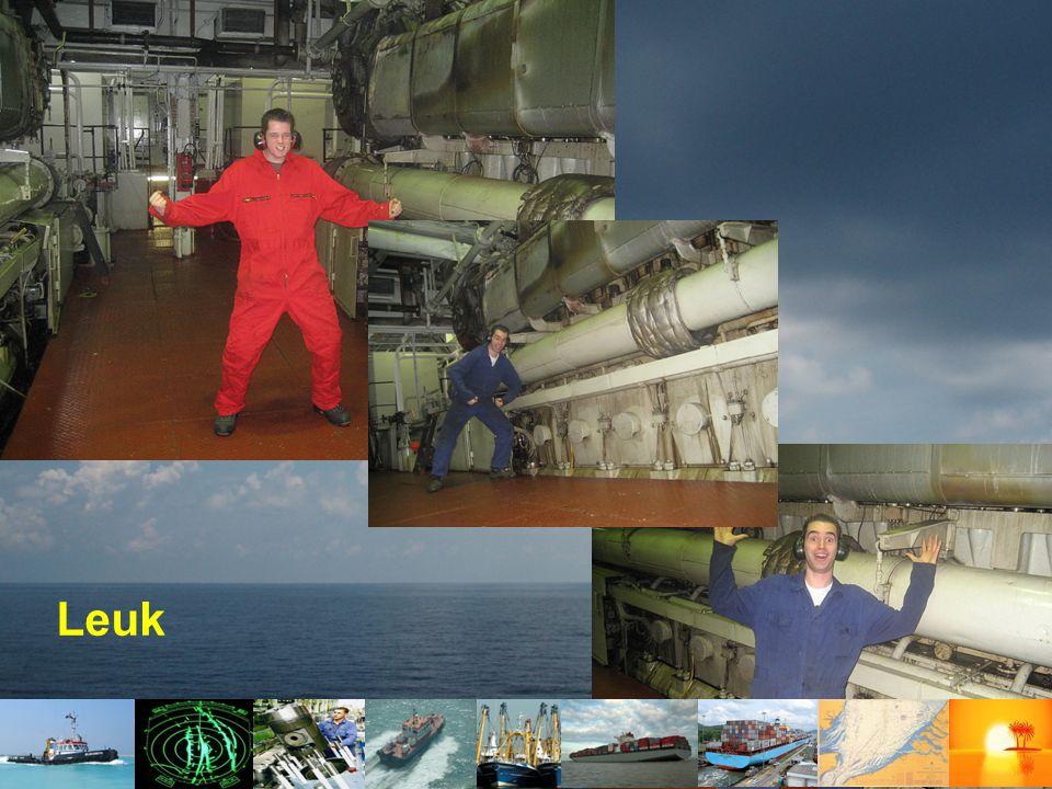 Kies dan voor de zeevaart Zeevaartschool Den Helder