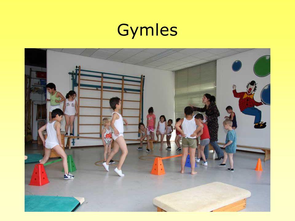 Andere activiteiten •Schrijfdans •Televisie kijken •Drama •Gymles •Spelles