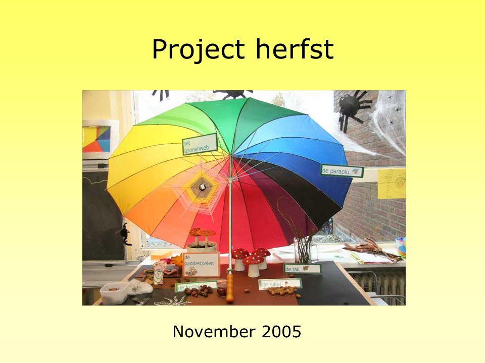 """Project kinderboekenweek Oktober 2005 Het thema is """"De toveracademie"""" bibliotheek"""