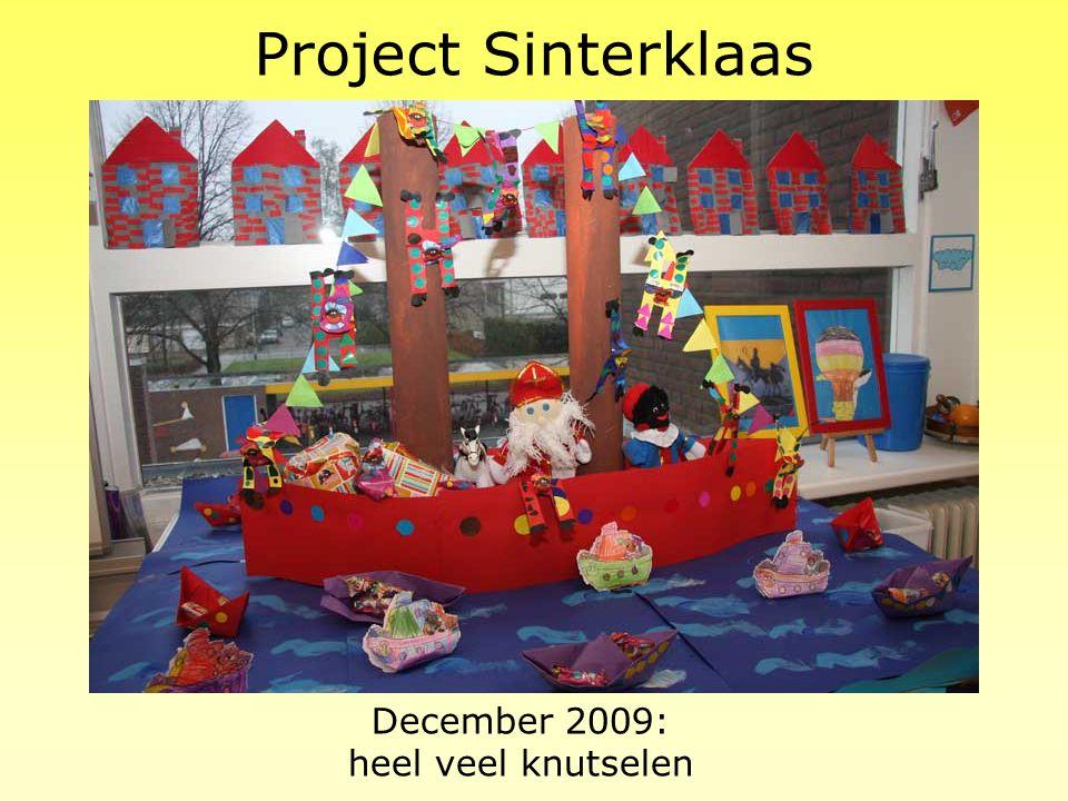 Project Sinterklaas December 2008
