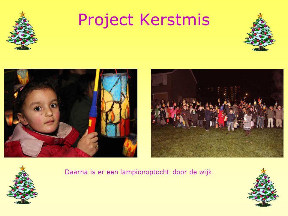 Project Kerstmis Ieder jaar is er een supergezellig eindejaarsdiner. Iedereen brengt iets lekkers mee