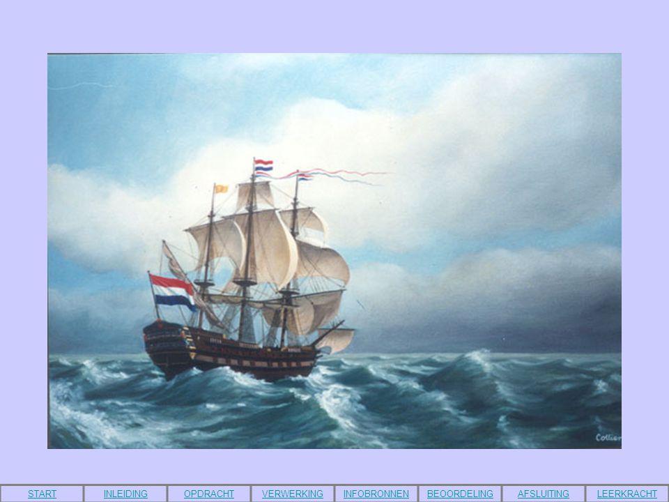 Inleiding Eeuwen geleden gingen mannen de zee op om andere gebieden te ontdekken. Ze zochten nieuwe gebieden of makkelijkere vaarroutes om te handelen