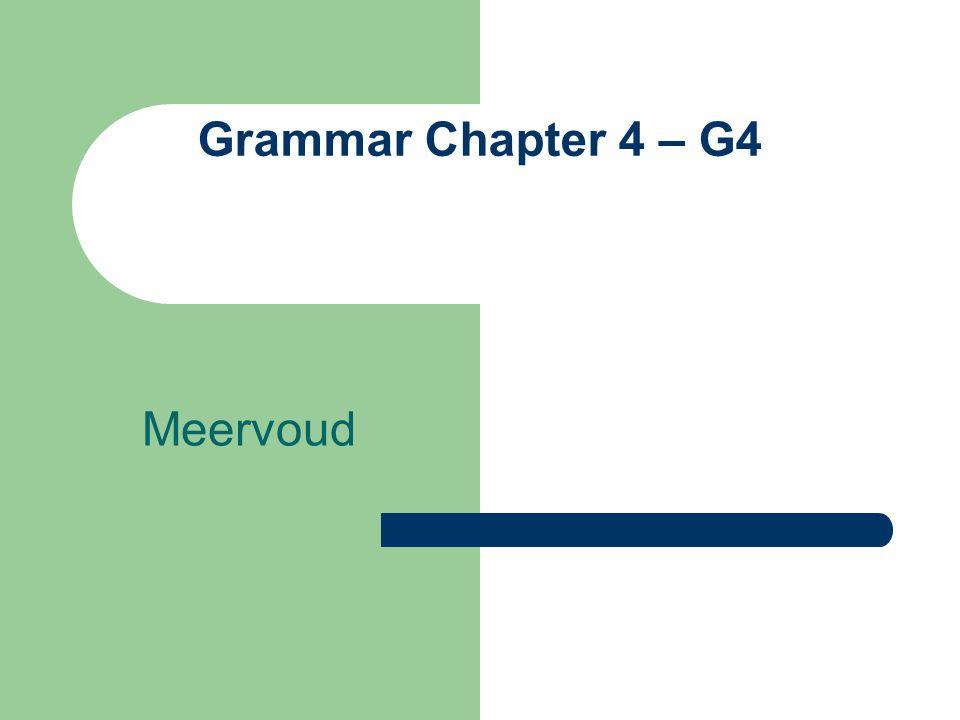  In je TB word je doorverwezen naar Grammar Survey 24 van je TB.