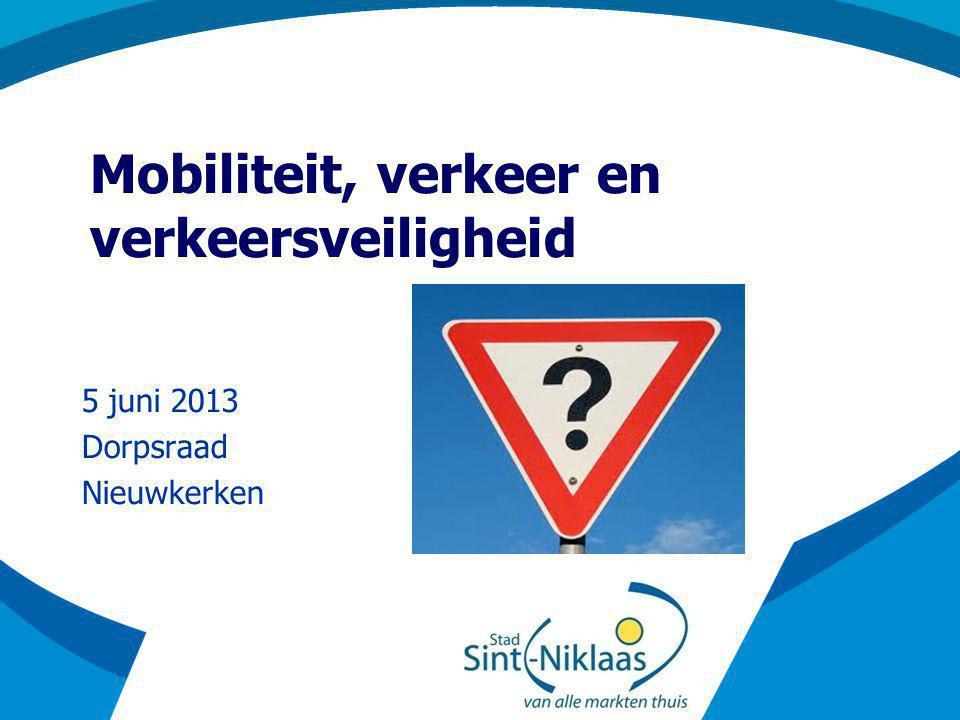Carl Hanssens Schepen van mobiliteit, economie en werk carl.hanssens@sint-niklaas.be
