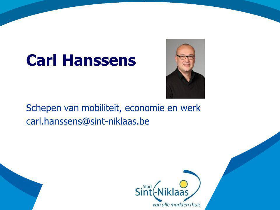 •Sint-Niklaas = 73.000 ervaringsdeskundigen Iedereen = mobiliteitsdeskundige