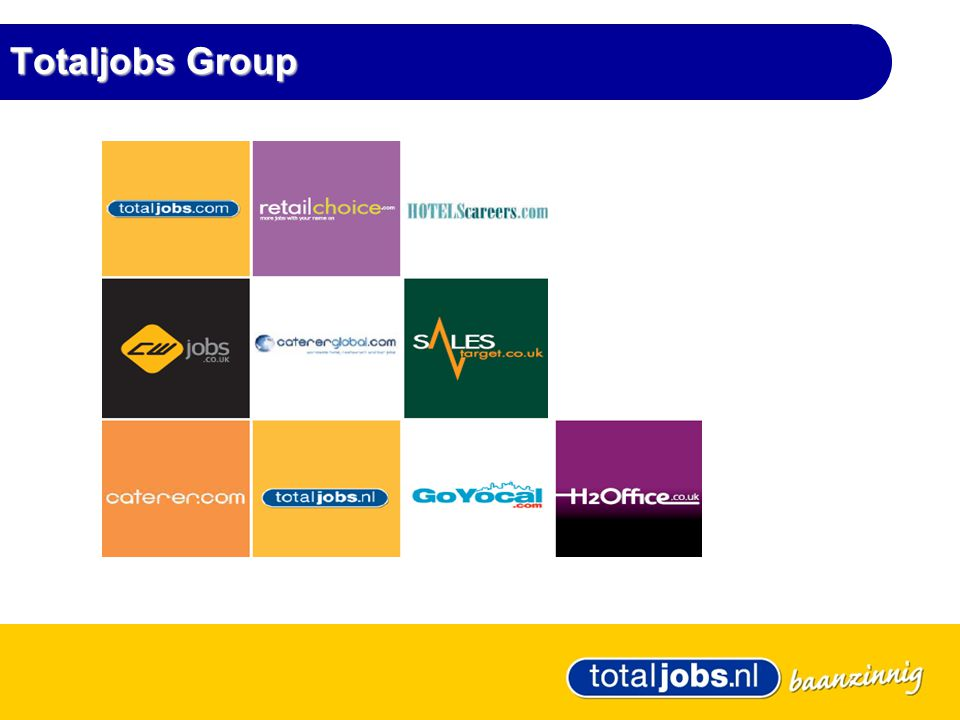 Totaljobs Group