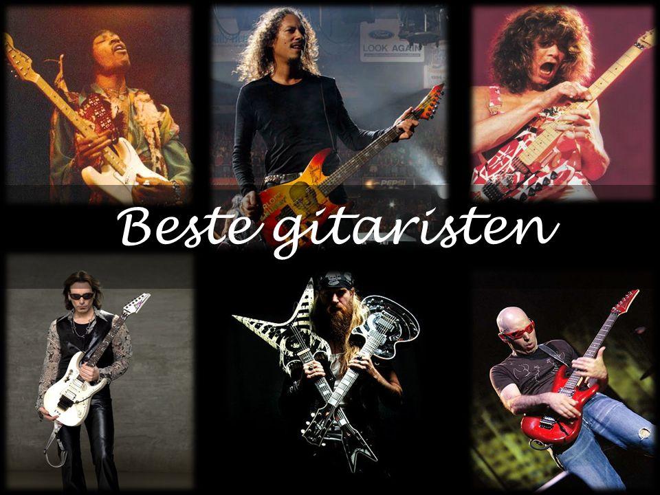 Beste gitaristen