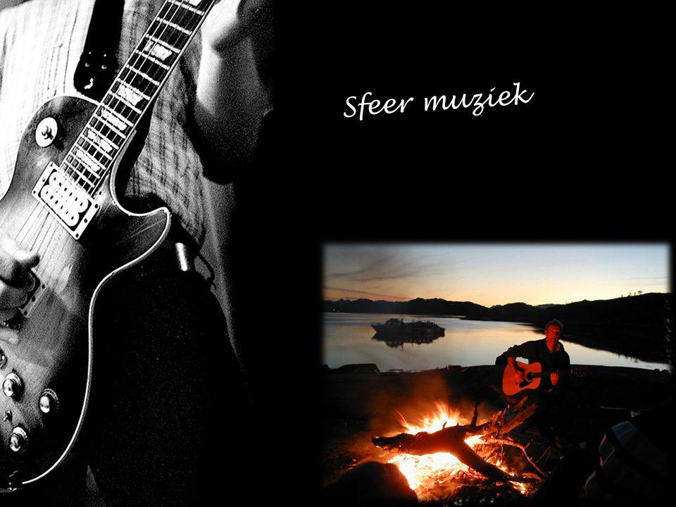 Sfeer muziek