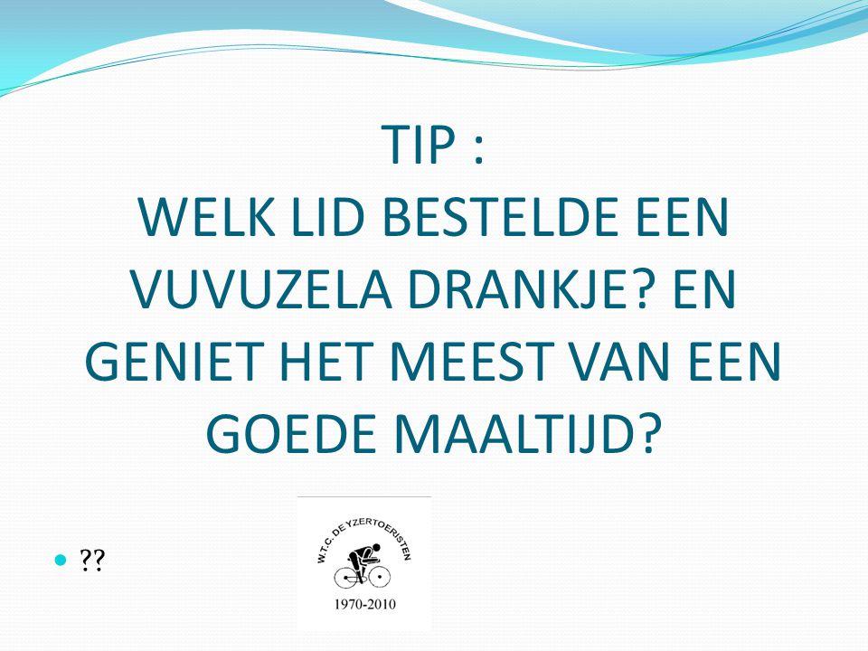 11. WIE WON DIT JAAR TOURRIT IN BRUSSEL?  A : PETTACHI
