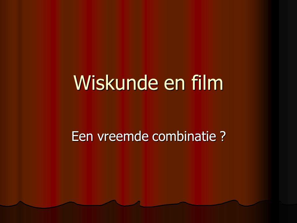 Geschiktheid films  Donald duck  The story of one  Klassieke mechanica (2 maal)  numbers