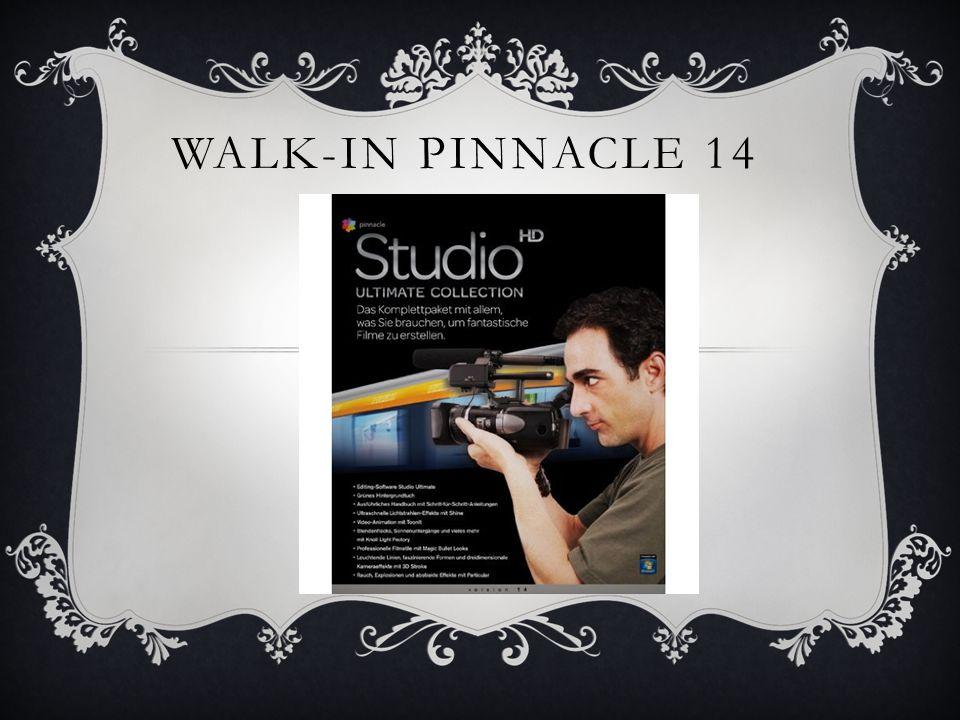 WALK-IN PINNACLE 14