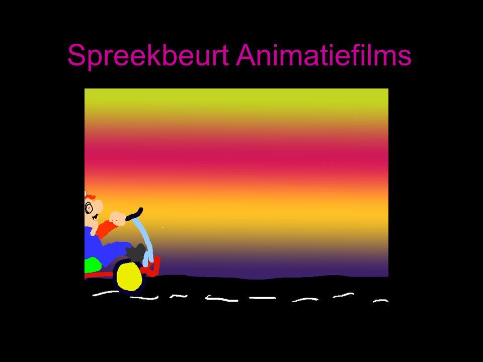 Wat is een animatiefilm.