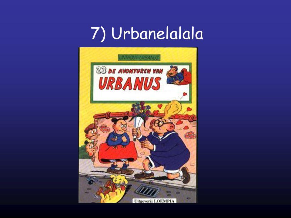 7) Urbanelalala